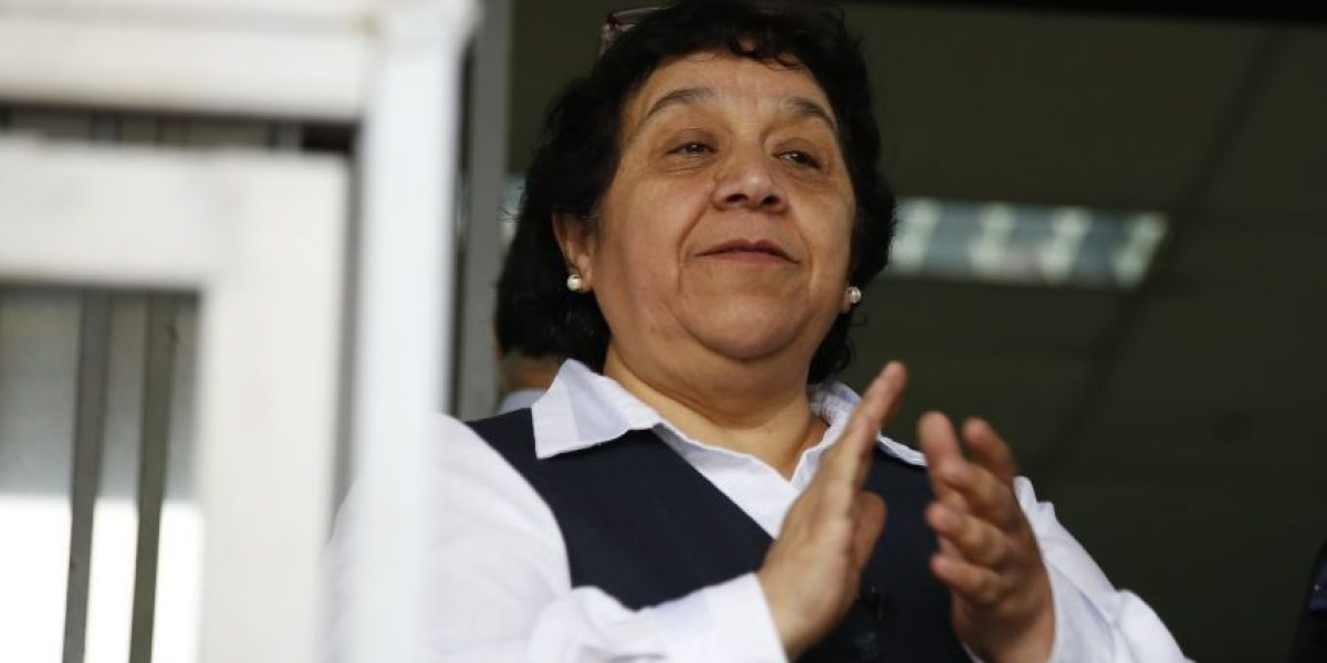 """Nelly Díaz tras reunión con el Gobierno: """"El paro continúa"""""""