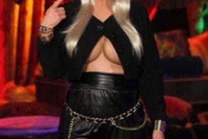 """La comediante, Ellen DeGeneres, también se inspiró en este look de Minaj para su """"noche de brujas"""". Foto:vía instagram.com/ellendegeneres. Imagen Por:"""