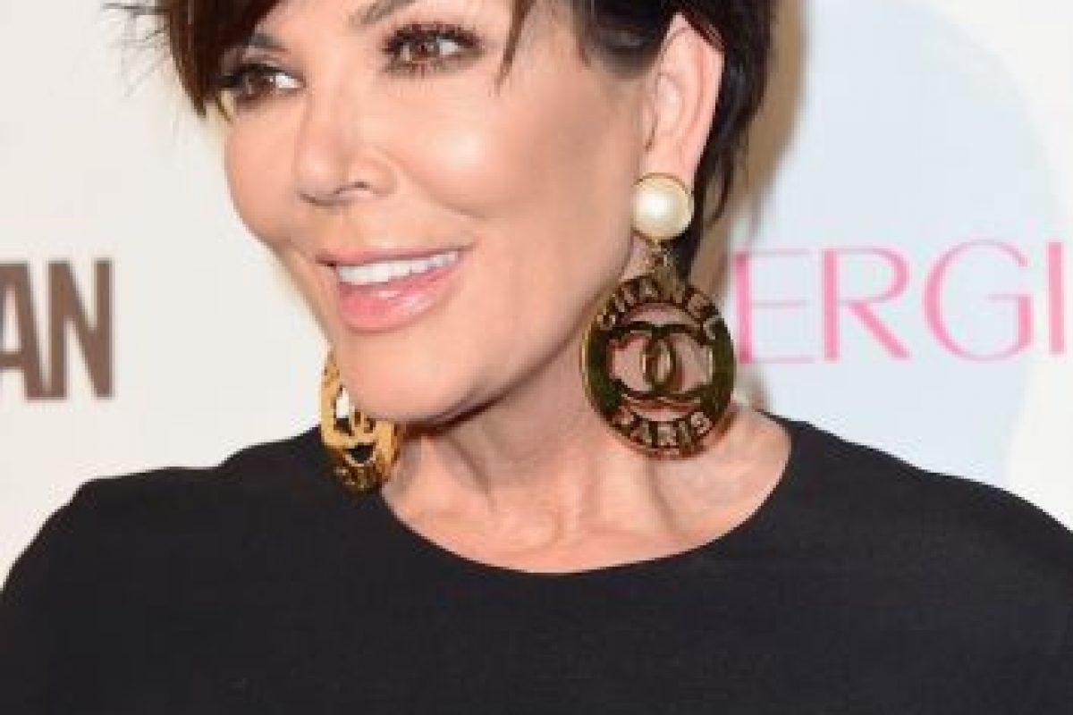 Kris Jenner Foto:Getty Images. Imagen Por: