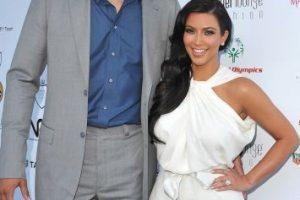 Kim Kardashian y Kris Humphries Foto:Getty Images. Imagen Por: