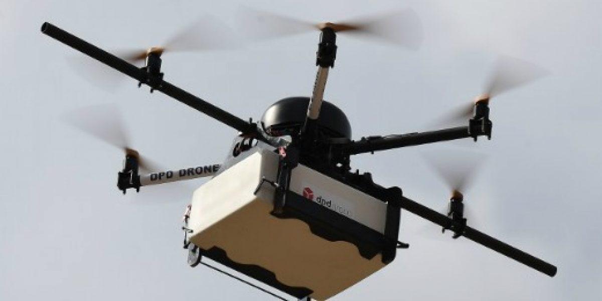 EEUU: Walmart probará hacer repartos con drones