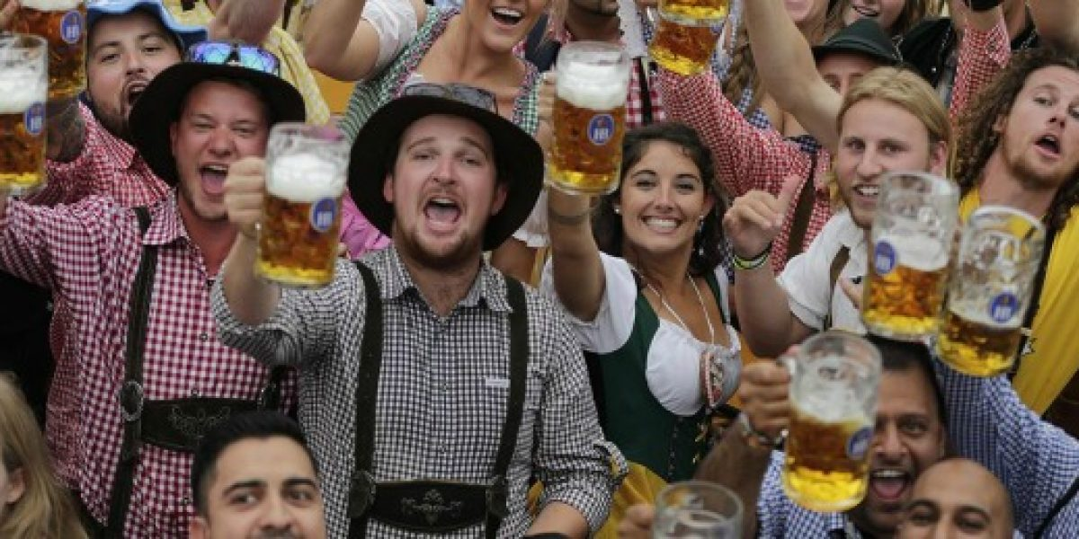 Oktoberfest: proyectan 90 mil litros de cerveza