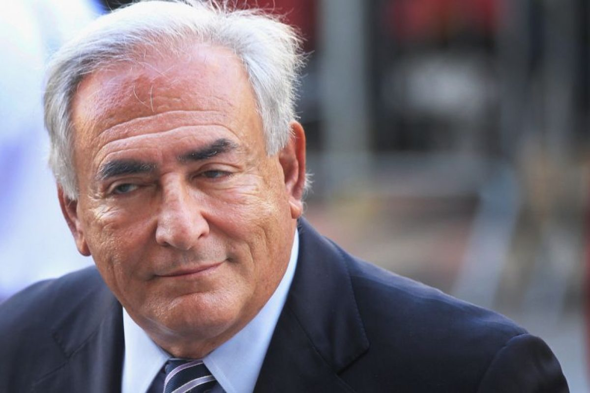 Dominique Strauss-Kahn Foto: Getty Images. Imagen Por: