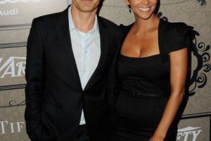 La pareja se casó cuando la actriz estaba embarazada del primer hijo de ambos. Foto:Getty Images. Imagen Por: