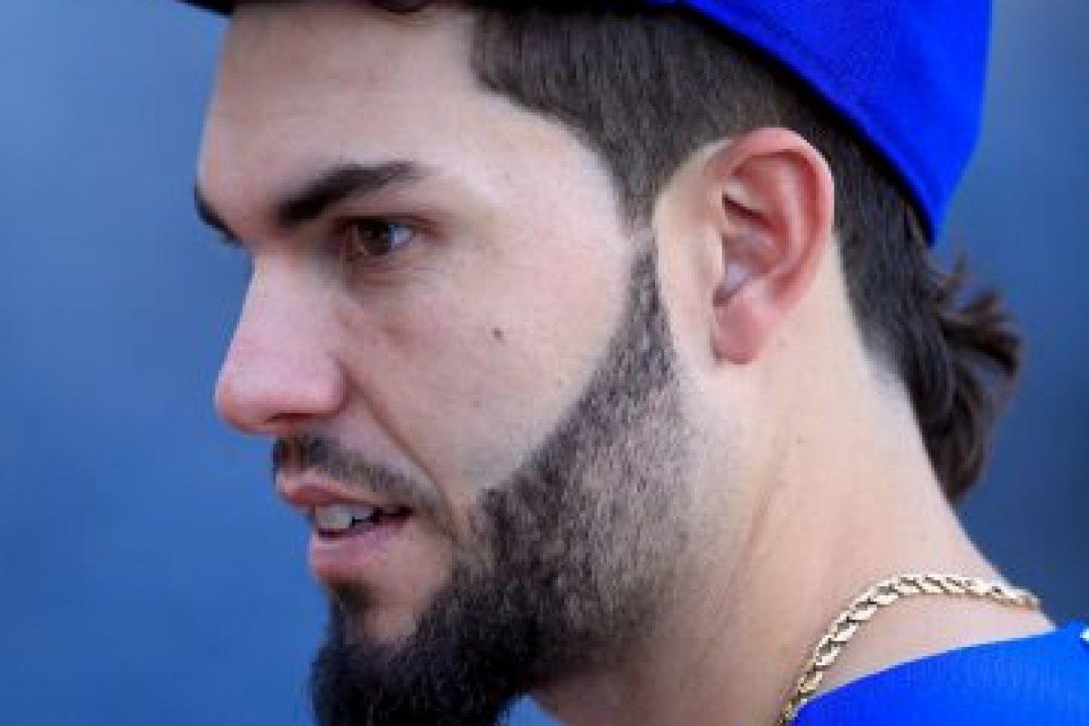 Se desempeña como primera base. Foto:Getty Images. Imagen Por:
