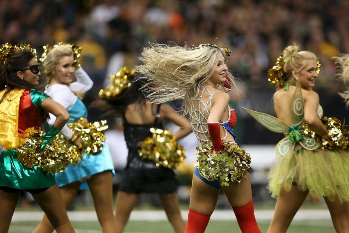 Y las de los Saints de Nueva Orleans. Foto:Getty Images. Imagen Por: