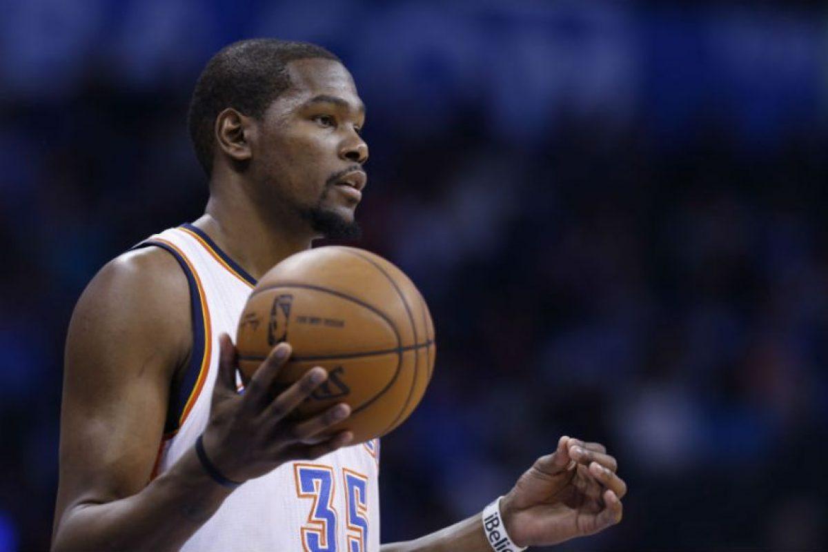El mejor basquetbolista de la NBA en la campaña 2013-2014 Foto:Getty images. Imagen Por: