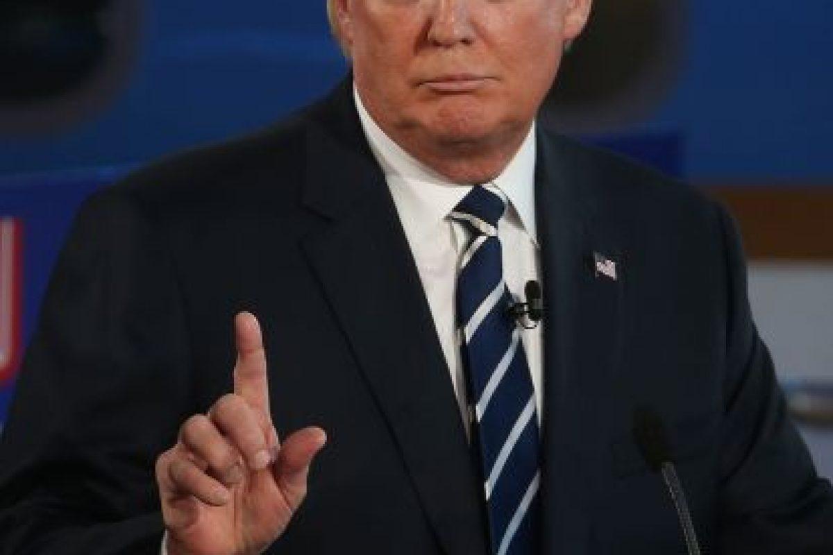"""4. Este debate se ha promovido bajo el eslogan de """"Tu dinero, tu voto"""". Foto:Getty Images. Imagen Por:"""