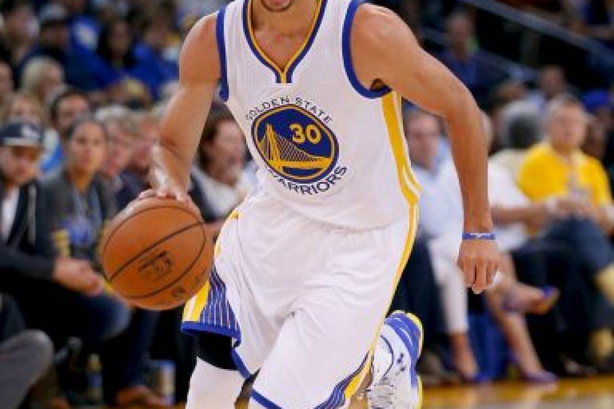 Stephen Curry, el actual MVP Foto:Getty Images. Imagen Por: