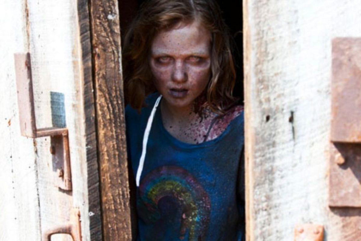 La búsqueda de Sophia se convirtió en el hilo conductor de la segunda temporada de la serie. Foto:AMC. Imagen Por: