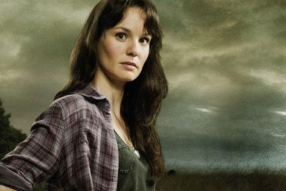 """Lori Grimes"" Foto:AMC. Imagen Por:"