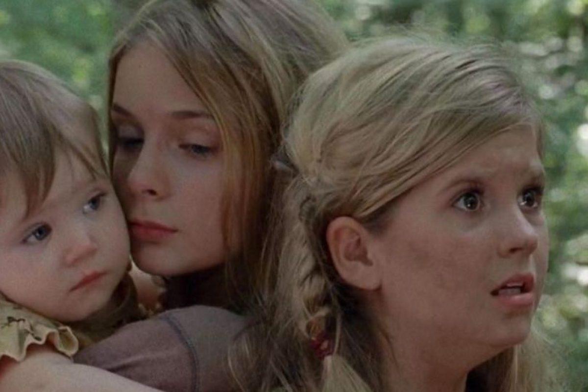 """""""Lizzie y Micca"""" Foto:AMC. Imagen Por:"""