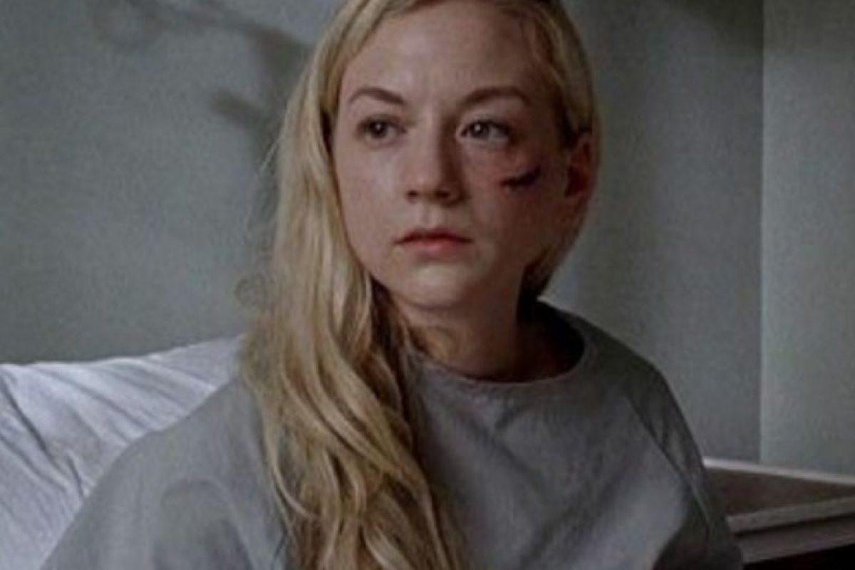 El octavo episodio de la quinta entrega concluyó con la muerte de Beth, uno de los personajes más queridos por los fans. Foto:AMC. Imagen Por: