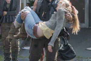 Ella murió con un disparo en la cabeza Foto:AMC. Imagen Por: