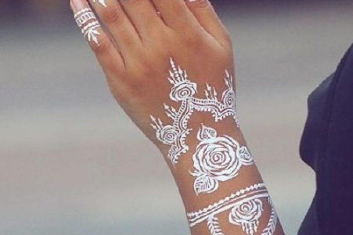 Foto:Via Instagram/#Tattoohenna. Imagen Por: