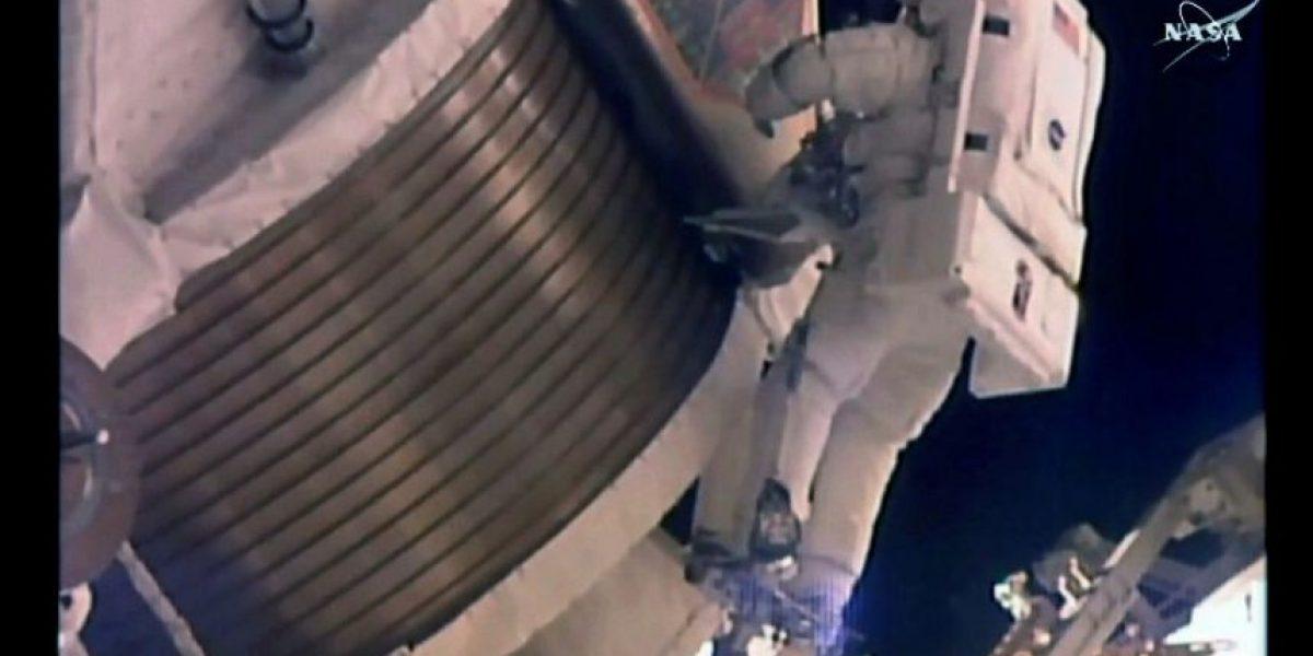 EN VIVO: dos astronautas de la Nasa realizan una caminata espacial de más de seis horas
