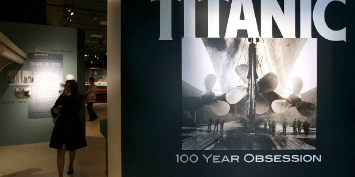 Más de 15 millones de pesos pagan por galleta rescatada desde el Titanic