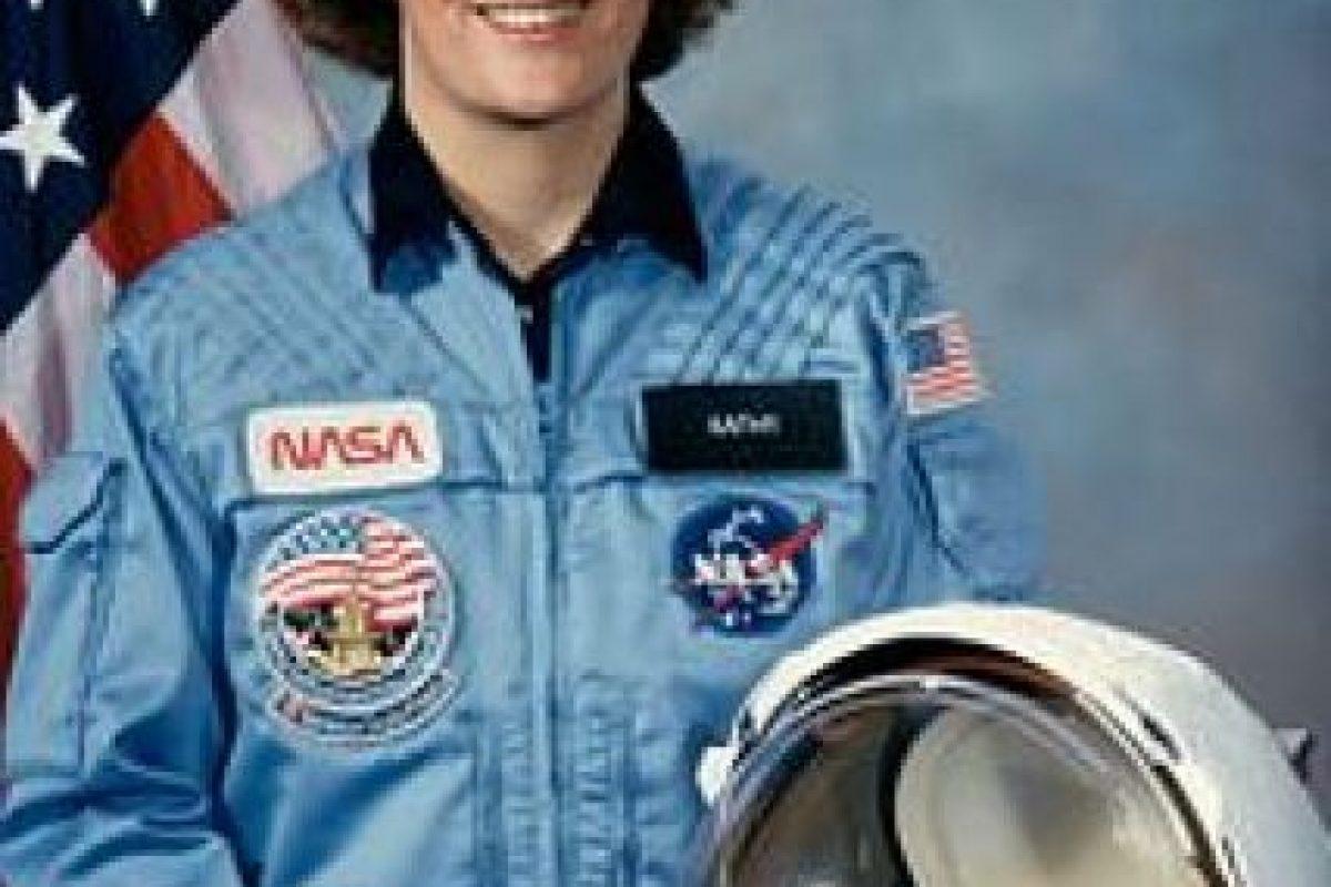 5. Mientras que la primera estadounidense fue Katherine Sullivan, el 11 de octubre de 1984 Foto:Wikimedia.org. Imagen Por: