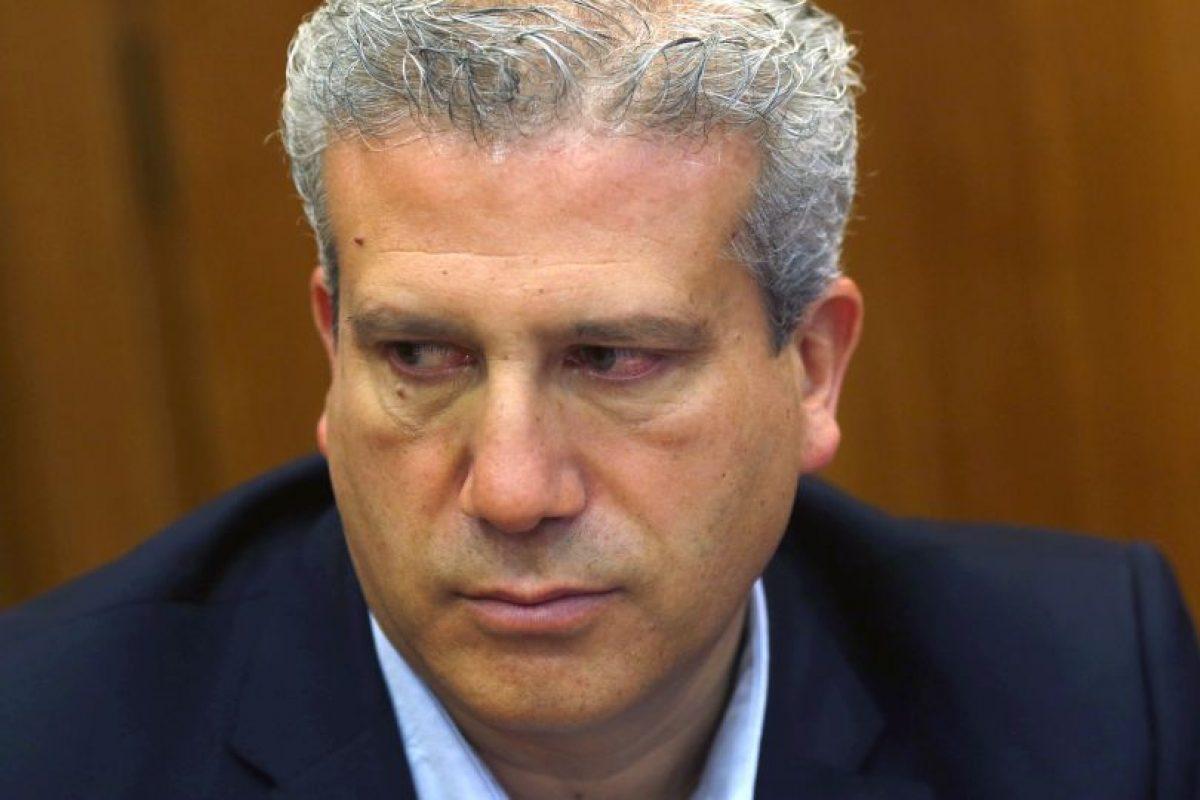 El diputado DC, Ricardo Rincón Foto:Archivo Agencia Uno. Imagen Por: