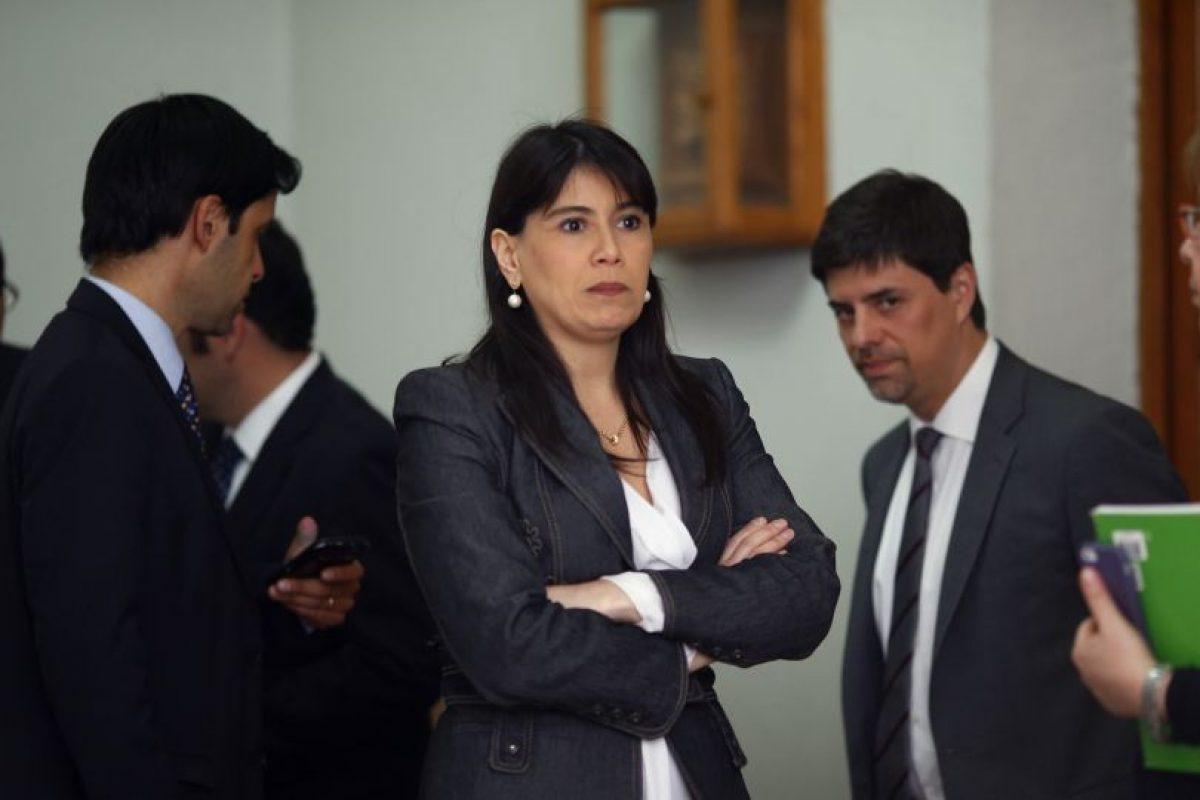 La ministra de Justicia, Javiera Blanco Foto:Archivo Agencia Uno. Imagen Por: