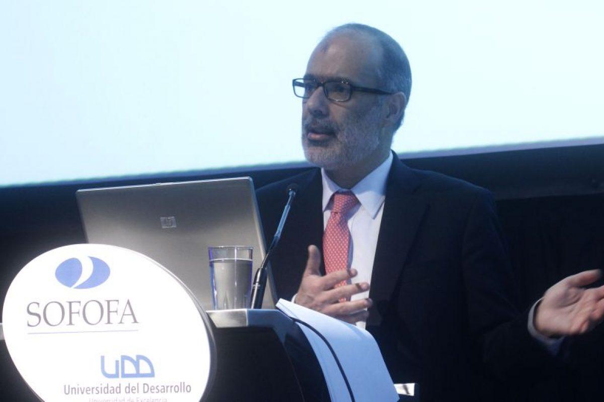 El ministro de Hacienda, Rodrigo Valdés Foto:Archivo Agencia Uno. Imagen Por:
