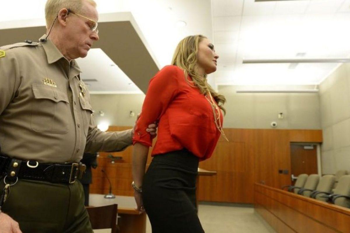 Brianne Altice, una profesora de 36 años, fue condenada por tener relaciones sexuales con tres estudiantes. Foto:Reproducción. Imagen Por:
