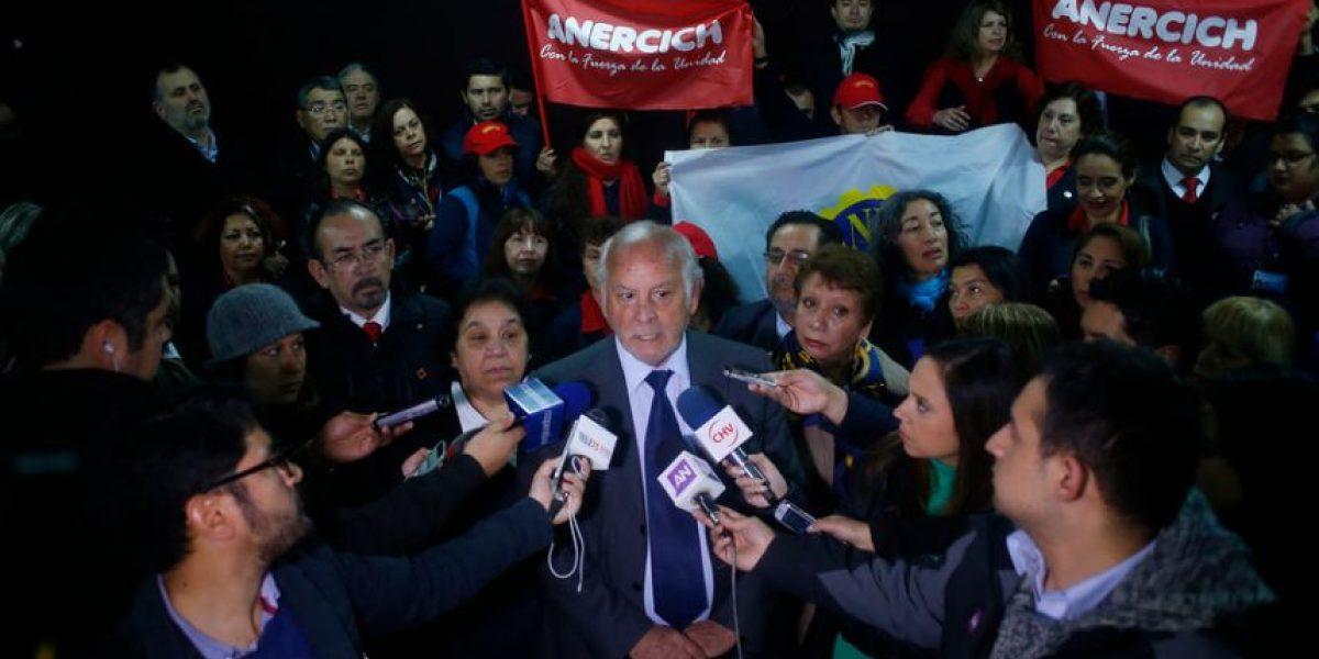 """Raúl de la Puente: el Gobierno tiene prácticas """"antisindicales"""""""