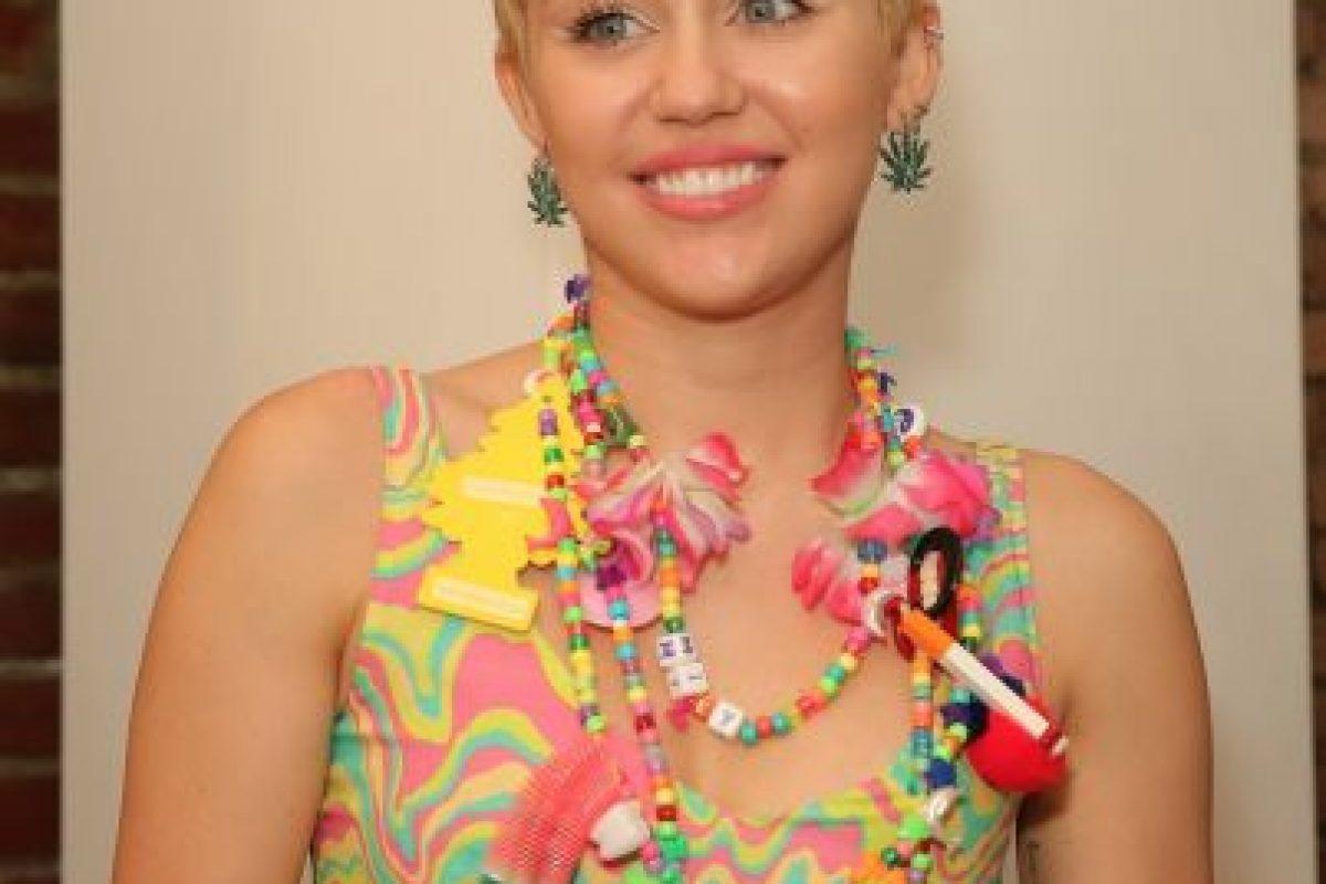 """En 2013, la cantante le confesó a la revista """"Elle"""" que, durante una de sus giras, se hospedó en un departamento aparentemente embrujado, en Londres. Foto:Getty Images. Imagen Por:"""