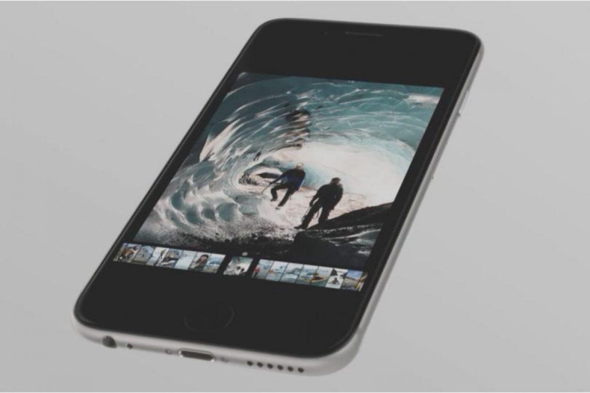 iPhone 6s y iPhone 6s Plus (2015). Foto:Apple. Imagen Por: