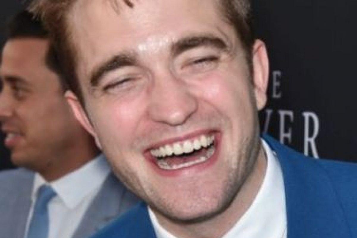 Robert Pattinson. Foto:Getty Images. Imagen Por: