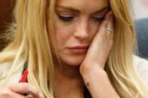Lindsay Lohan. Foto:Getty Images. Imagen Por: