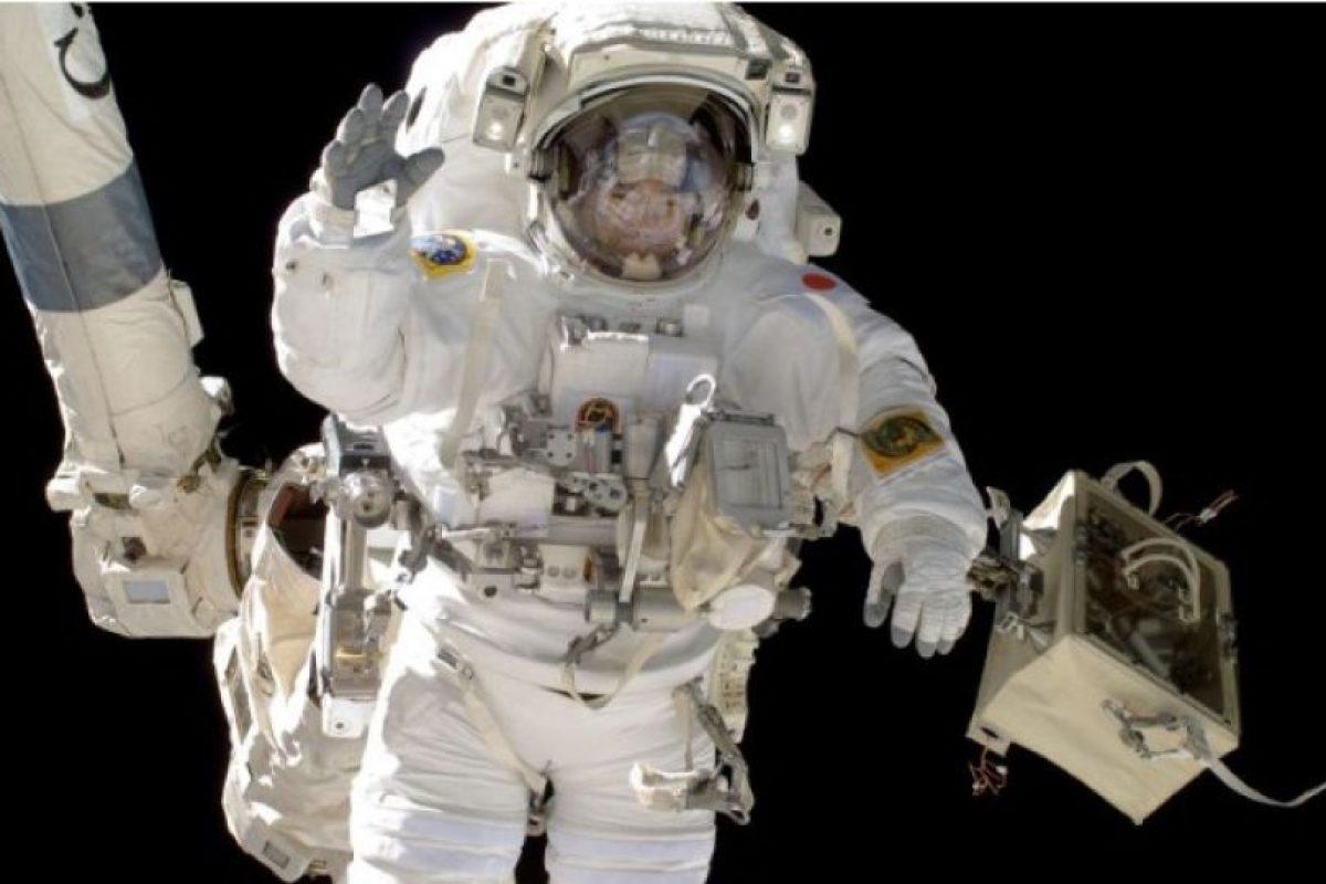 10. Los astronautas suelen usar de entre 70 a 110 herramientas en cada caminata Foto:Getty Images. Imagen Por: