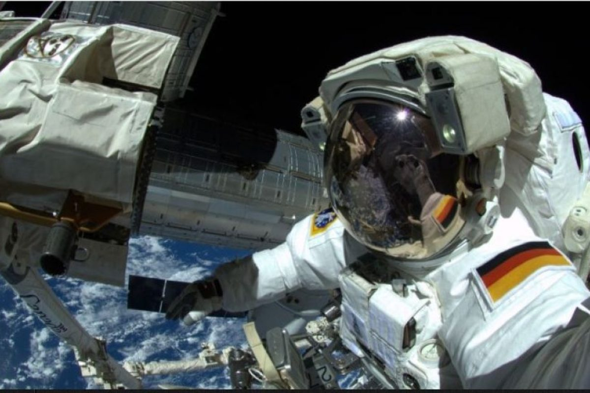 9. No existen diferencias entre los trajes espaciales de hombres y mujeres Foto:Getty Images. Imagen Por: