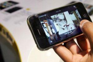 iPhone 3G (2008). Foto:Getty Images. Imagen Por: