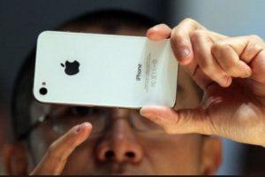 iPhone 4 (2010). Foto:Getty Images. Imagen Por: