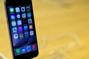 iPhone 6 (2014). Foto:Getty Images. Imagen Por: