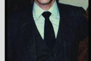 De joven siempre usaba corbata Foto:Reproducción. Imagen Por: