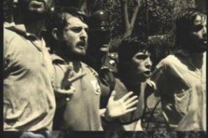 Cuando joven participaba de las marchas que ahora debe autorizar Foto:Agencia Uno. Imagen Por: