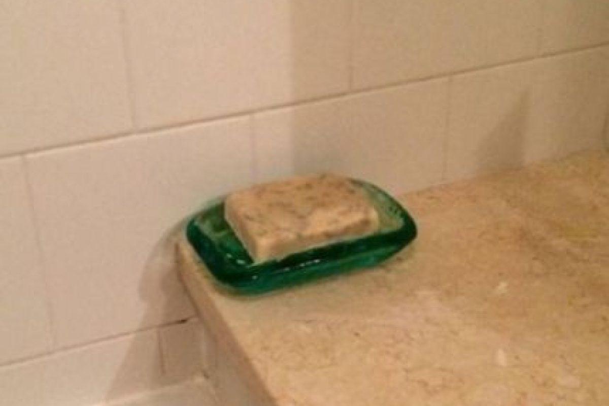 Queso en vez de jabón. Foto:vía Prankked. Imagen Por: