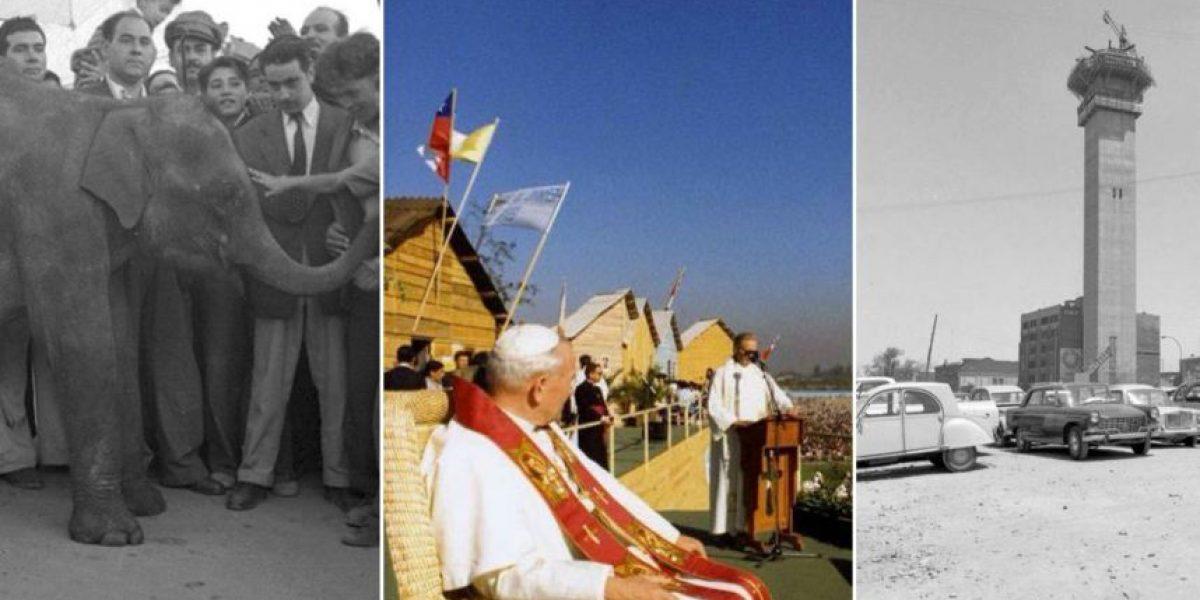 Las imágenes que marcaron los últimos 150 años de Chile