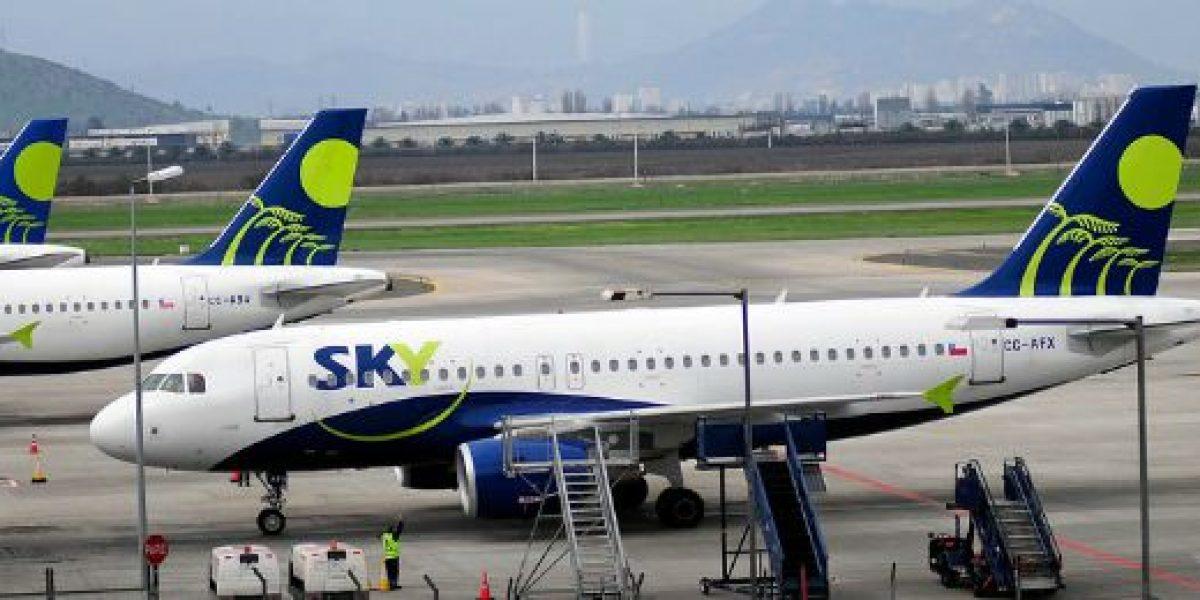 Sky lanza nueva tanda de vuelos low cost