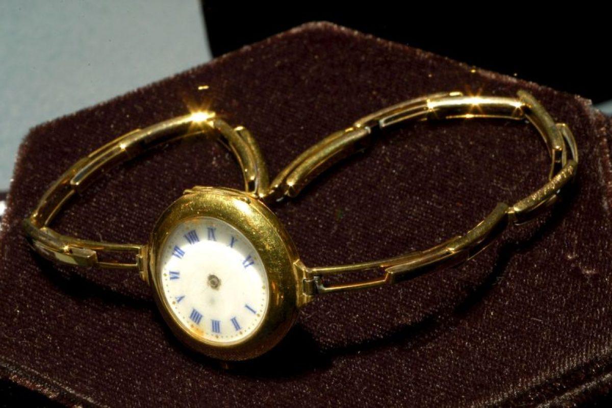 Un reloj Foto:Getty Images. Imagen Por: