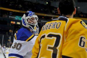 5. Un partido de hockey sobre hielo en enero pasado. Foto:Getty Images. Imagen Por: