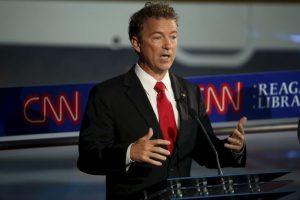 """Este debate se ha promovido bajo el eslogan de """"Tu dinero, tu voto"""" Foto:Getty Images. Imagen Por:"""