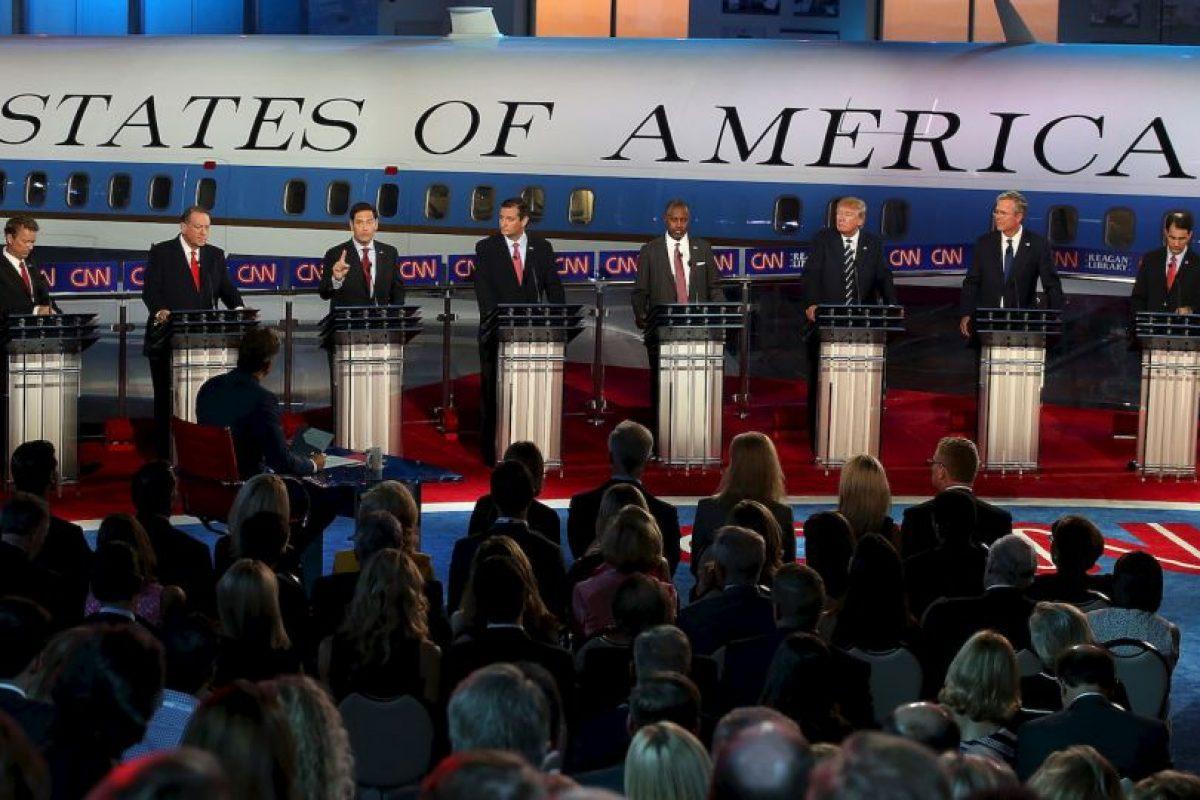 """Jeb Bush obtuvo solo un 7% en la encuesta nacional de """"The New York Times"""" y la cadena CBS. Foto:Getty Images. Imagen Por:"""