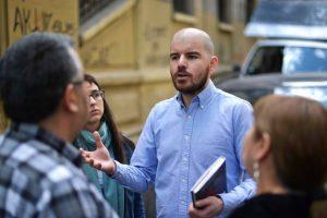 Conoce muy bien cómo expresar sus ideas Foto:Agencia Uno. Imagen Por: