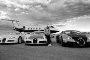 """En sus redes sociales, """"Money"""" comparte sus momentos de diversión con sus millones de seguidores. Foto:Vía instagram.com/FloydMayweather. Imagen Por:"""