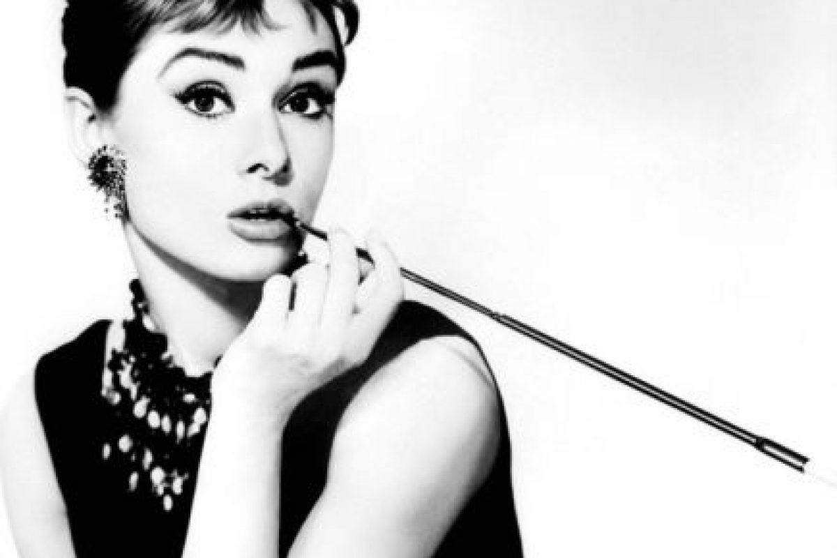 Audrey Hepburn. Foto:vía Paramount Pictures. Imagen Por:
