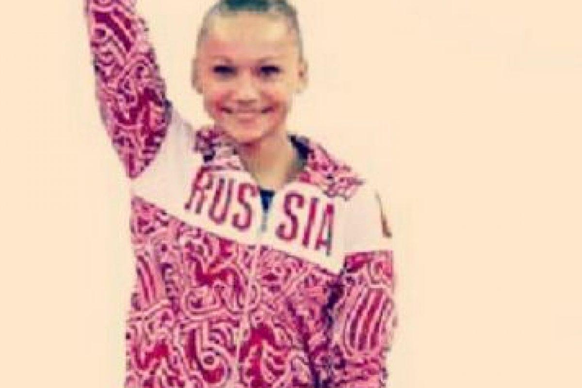 La rusa ganó dos medallas en Londres 2012 Foto:Vía instagram.com/mariapasekafp. Imagen Por: