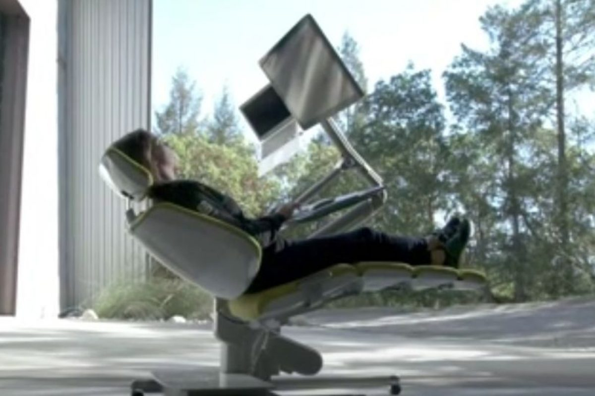 Esta opción de mobiliario para el trabajo está pensada para: Foto:Vía Youtube/AltWork. Imagen Por: